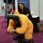 Trade Show Chair Massage